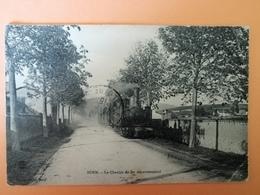 Boen Le Chemin De Fer Départemental - France