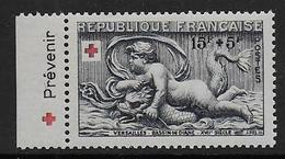 Croix Rouge  938a ** - Publicités