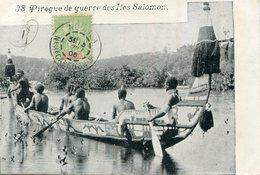 ILES SALOMON - Salomon