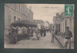 CPA - 17 - Fouras - Rue Du Marché - Fouras-les-Bains