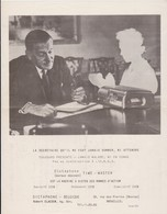 Belgique Publicité Dictaphone. - Publicités