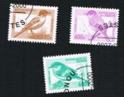 BENIN  - 2000 BIRDS    - USED ° - Benin – Dahomey (1960-...)