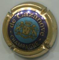 CAPSULE-CHAMPAGNE DE CAZANOVE N°03 - De Cazanove