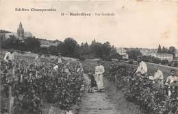 HAUTVILLERS - Vue Générale - France