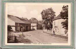 CPA - AUGICOURT (70) - Aspect De L'entrée Du Bourg Par La Route De Combeaufontaine En 1938 - France