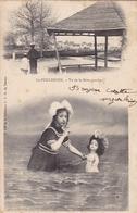 CARTE POSTALE ANCIENNE  44 LOIRE ATLANTIQUE  LE POULIGUEN    EDITIONS / G.I.D N° 220 - Le Pouliguen
