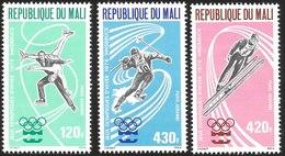 V) 1976 MALI, 12TH WINTER OLYMPIC GAME, AUSTRIA INNDBURCK, MNH - Mali (1959-...)