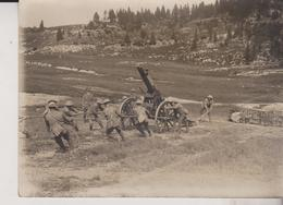 BRITISH ANTI AIRCRAFT IN ITALY ITALIA PASSED BY CENSOR  +-15*11CM WORLD WAR GUERRE MUNDIAL - Guerra, Militares