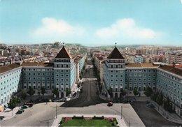 LISBOA-PRACA DO AREEIRO- VIAGGIATA  1964  FG - Lisboa