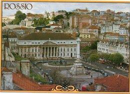 LISBOA-ROSSIO- VIAGGIATA    FG - Lisboa