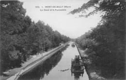 MONT DE BILLY - Le Canal Et Le Funiculaire - France