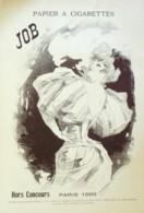 DESSIN-CHERET JULES-PAPIERS à CIGARETTES-1889-D231 - Supplies And Equipment