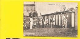 CASTILLON-PLAGE Les Cabines (Bonny) Gironde (33) - France