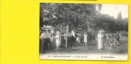 CASTILLON-PLAGE La Sortie Du Bain (Photo Moderne) Gironde (33) - France
