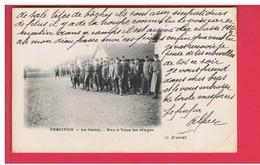 CPA-88-1915-CORCIEUX-LE CAMP-TRES ANIMEE-NOMBREUX MILITAIRES- - Corcieux