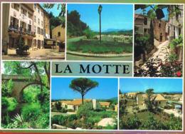 LA MOTTE - VAR - Cpsm Multivues  Voyagée 1994- Edit De La Sainte-Beaume-Nans Les Pins- Paypal Sans Frais - Frankreich