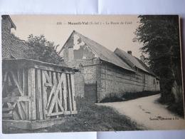 Mesnil-Val La Route De Criel - France