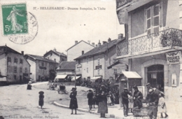 01 - Ain -  BELLEGARDE  - Douane Francaise - La Visite - Bellegarde-sur-Valserine