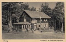 AK - Ungarn - KÖSZEG - (deutsch Güns) Touristenhaus Bei Der Hörmann Quelle 1940 - Ungarn