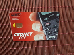 Phonecard Croatia Used - Croatie
