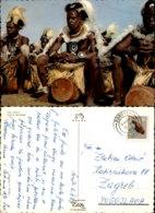 CHUKA DRUMMERS,KENYA POSTCARD - Kenia