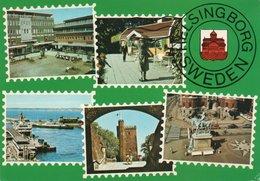 HELSINGBORG-SWEDEN-  VIAGGIATA 1979   FG - Svezia