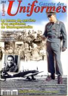 GAZETTE DES UNIFORMES 201 2002 Militaria Sturmgeschutz , Services Automobiles 1914 , Armee Polonaise 1944 - Riviste & Giornali