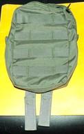 POCHETTE MULTI USAGE RA 1700 POUR GILET TACTIQUE DE COMBAT MILITAIRE DE L'ARMEE FRANCAISE ,PERIODE 2012 , FABRICATION PA - Equipment