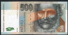 SLOVAKIA P46 500 KORUN 2006  #F    UNC. - Slovaquie