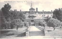 USA Etats Unis ( NJ New Jersey ) LAKE HOPATCONG : Hotel BRESLIN - Format CPA - - Etats-Unis