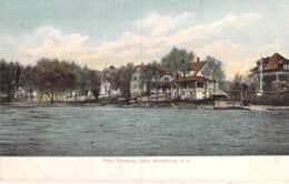 USA Etats Unis ( NJ New Jersey ) LAKE HOPATCONG : Point Pleasant - CPA Colorisée - - Etats-Unis