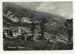 MONTEAPERTA - PANORAMA  - VIAGGIATA FG - Udine