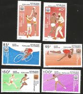 V) 1975 CONGO, PRE-OLYMPIC GAME, MNH - Republic Of Congo (1960-64)