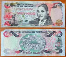 Bahamas 20 Dollars 1997 P-65a - Bahamas