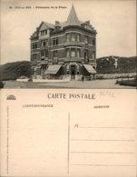 COQ-SUR-MER-PATISSERIE DE LA PLAGE,BELGIUM POSTCARD - De Haan