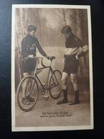 Um 1910 Presto Fahrrad Gebrüder Suter Schweiz Cyclisme Radrennen Radsport  Cycling Velo Wielrennen - Cyclisme