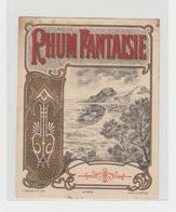 ET  003 /   RHUM  FANTAISIE   / - Rhum