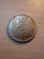 10 Francs TURIN 1948 - France