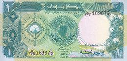 SUDAN 1 POUND 1985 P-32 UNC */* - Sudan