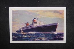 BATEAUX - Carte Postale - Le S/S United States - L 37541 - Paquebote