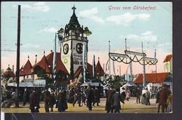 München Oktoberfest  1910 - Muenchen
