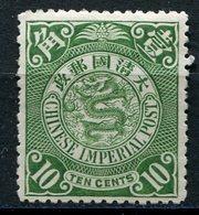CHINE N°52 (*) - Unused Stamps