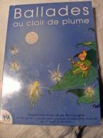 Cd +livret Illustré Partition: Ballades Au Clair De Plume - Musique & Instruments