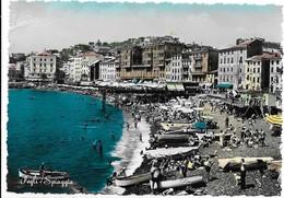 Pegli (Genova). Spiaggia. - Genova