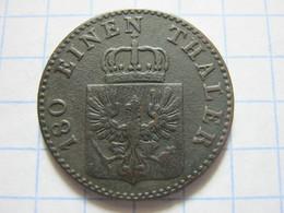 Prussia 2 Pfenninge 1850 (A) - [ 1] …-1871 : Stati Tedeschi