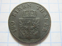 Prussia 2 Pfenninge 1850 (A) - [ 1] …-1871 : Duitse Staten