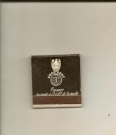 Pochette Allumettes LASTAR De 1955 Neuve Et Pleine:SOCODEC Finance à Lyon - Boites D'allumettes