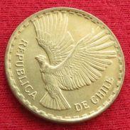 Chile 2 Centesimos 1970  Chili UNCºº - Chile