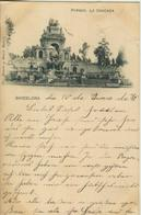 Barcelona V. 1898  Parque : La Cascada  (56904) - Barcelona
