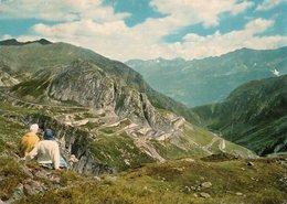 SAN GOTTARDO-VAL TREMOLA- VIAGGIATA  1960  FG - TI Tessin